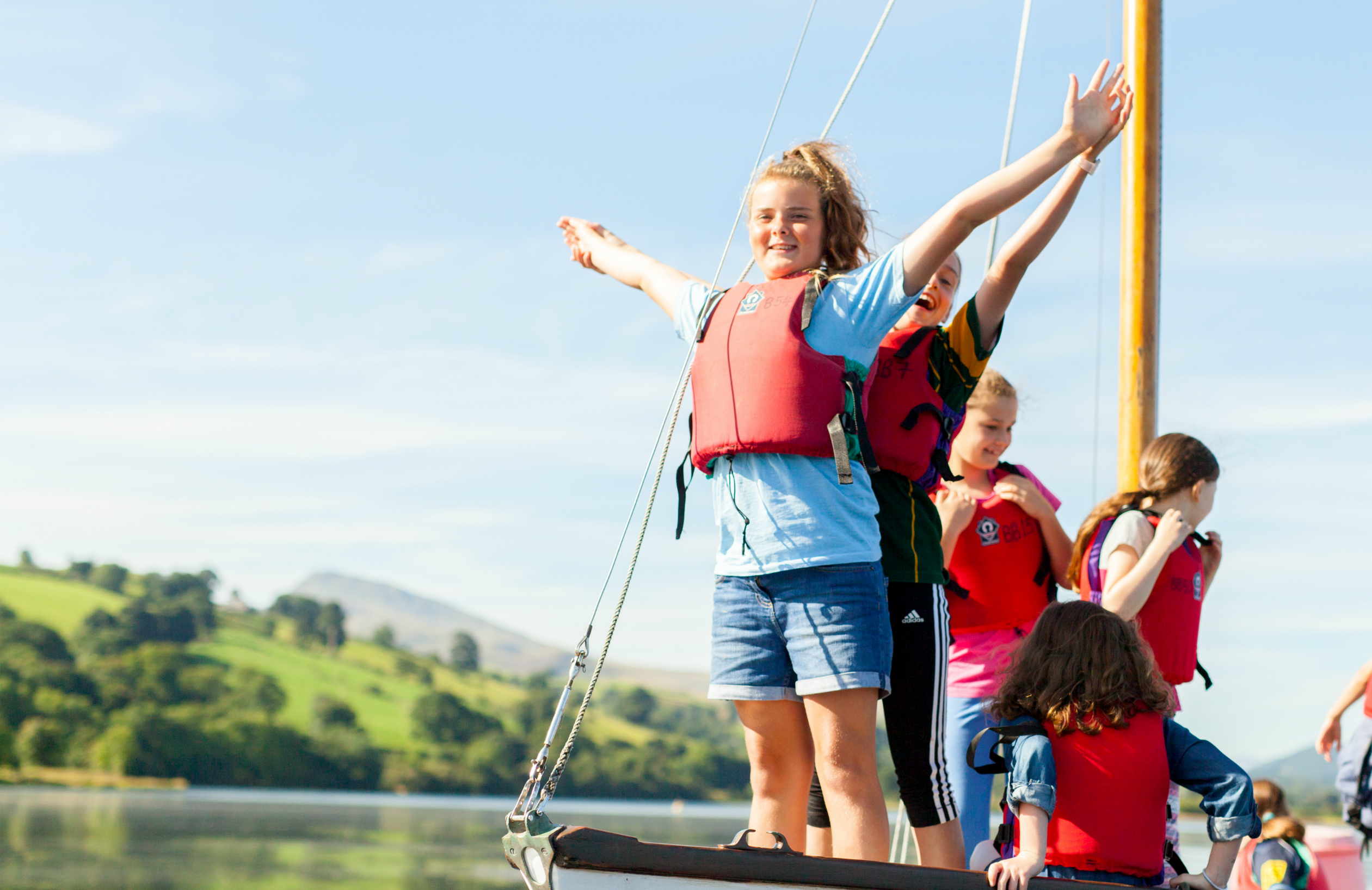 *NEW* Fund for all - Urdd Summer Camps