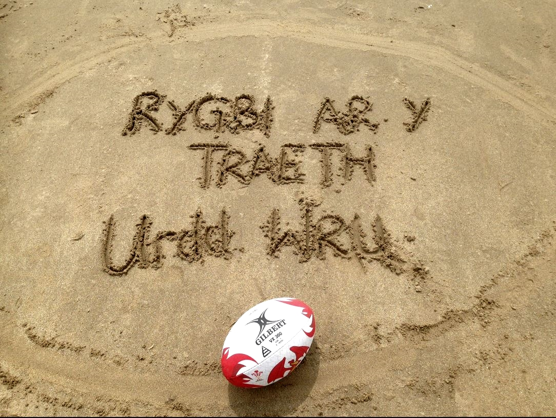 South Wales Beach Rugby