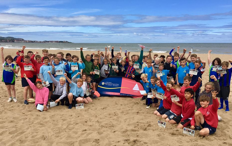 North Wales Beach Rugby