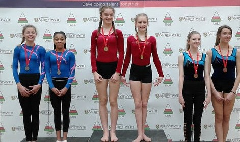 National Gymnastics Competition