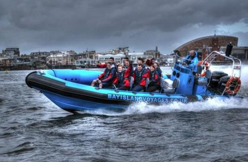 Cardiff Speed Boat