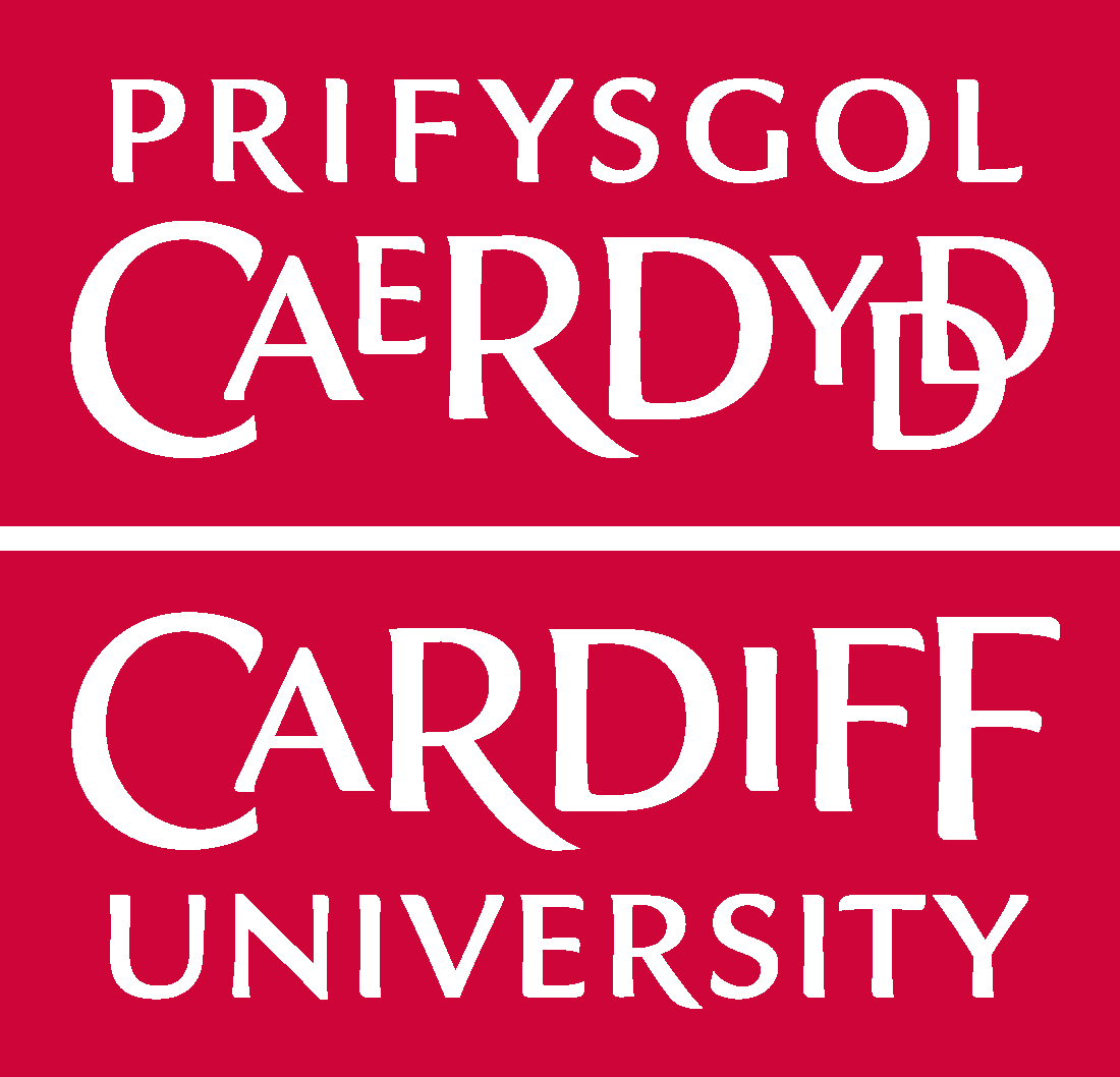 We are greatful for the support of Cardiff University